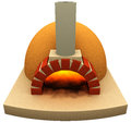 Pizza Oven Stock Photos - 58476623