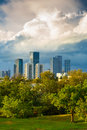 Tel Aviv Skyline At Sunset Royalty Free Stock Image - 58485096