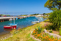 Hayle Harbour Cornwall Royalty Free Stock Photos - 58490168