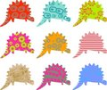 Patterned Dragon Stock Image - 5857131