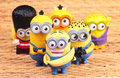 Minions Toy Stock Image - 58523761