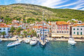 Vis Island Yachting Waterfront View Royalty Free Stock Image - 58535776