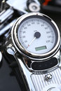 Motorcycle Speedometer Bord Stock Photography - 58541802