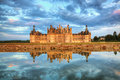 Chambord Castle Royalty Free Stock Photos - 58548258