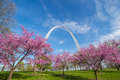 St. Louis Gateway Arch Stock Photography - 58551812