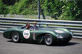 Aston Martin DB3S 1952 At The Mille Miglia Stock Images - 58629954