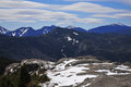 Snow Capped Mountains And Alpine Landscape In The Adirondacks, New York State Stock Photography - 58680932