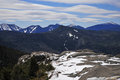 Snow Capped Mountains And Alpine Landscape In The Adirondacks, New York State Royalty Free Stock Photo - 58680935