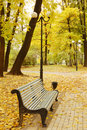 Autumn Park Royalty Free Stock Image - 5876586