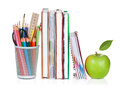 School And Office Supplies Royalty Free Stock Photos - 58711538