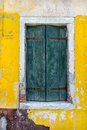 Old Building With Vintage Window Stock Images - 58722094