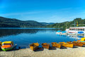 Lake Titisee, Black Forest Germany Royalty Free Stock Photo - 58736365