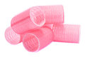 Velcro Hair Rollers Curlers Stock Photography - 58748012