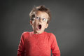 Five Year Old Boy Royalty Free Stock Photo - 58788125