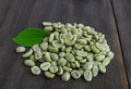 Green Coffee Beans Stock Photo - 58788440