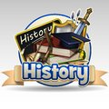 History Icon Royalty Free Stock Photography - 58835847