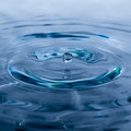 Water Droplet Stock Image - 58912791