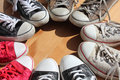 Sneakers Royalty Free Stock Image - 58930806