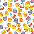 Colorful Candy Corn Seamless Pattern Vector Royalty Free Stock Images - 58934389