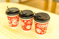 Coffee Cups Royalty Free Stock Photography - 58963667