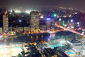 Egypt Cairo Night Royalty Free Stock Images - 58971899