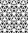 Vector Modern Seamless Pattern Sacred Geometry Royalty Free Stock Images - 58972739