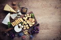 Cheese Plate Royalty Free Stock Image - 58994636