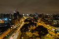 Parque Kennedy By Night Stock Images - 58999104