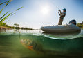 Fisherman Royalty Free Stock Images - 59028249
