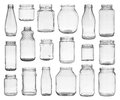 Set Of Jars Stock Images - 59065344