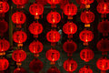 Red Chinese Lanterns Royalty Free Stock Photos - 59084158