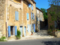 French Alley Royalty Free Stock Image - 5913796