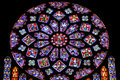 Rose-window Stock Image - 5918401