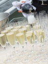Tasty Champagne In Glass Glasses Royalty Free Stock Photography - 59138077