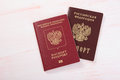 Russian Passport Royalty Free Stock Image - 59163736