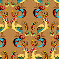 Peacocks Background Stock Photography - 59200232