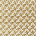 Antique Yellow Shabby Chic Rose Repeat Pattern Wallpaper Stock Image - 59208171
