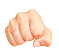 Man Fist Stock Images - 59255704