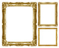Old Antique Gold Frame Royalty Free Stock Photos - 59285958