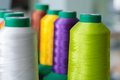 Colourful Sewing Threads Stock Photos - 59293013