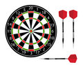 Darts Vector Stock Photography - 5934992
