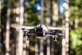 Spy Drone In The Wild Stock Image - 59314171