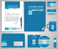 Corporate Identity Royalty Free Stock Images - 59330759