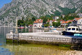 Village Orahovac. Kotor Bay, Montenegro, Adriatic Sea Stock Photo - 59348580