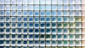 Glass Block Wall Texture Royalty Free Stock Images - 59371459