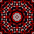 Primitive Bohemian Inspired Mandala Stock Photo - 5948050