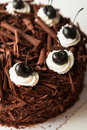 Black Forest Cake Royalty Free Stock Photos - 59409308