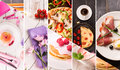 Breakfast And Sweets Royalty Free Stock Photography - 59445507