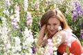 Smiling  Girl Royalty Free Stock Images - 5958079