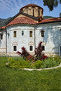 Main Church In Medieval Bachkovo Monastery Stock Photo - 59517820